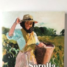 Libros: SOROLLA TIERRA ADENTRO. CATÁLOGO.. Lote 180208073