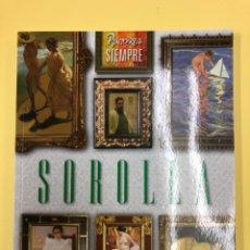 Libros: SOROLLA - PINTORES DE SIEMPRE - SUSAETA - NUEVO DE EDITORIAL. Lote 182515715