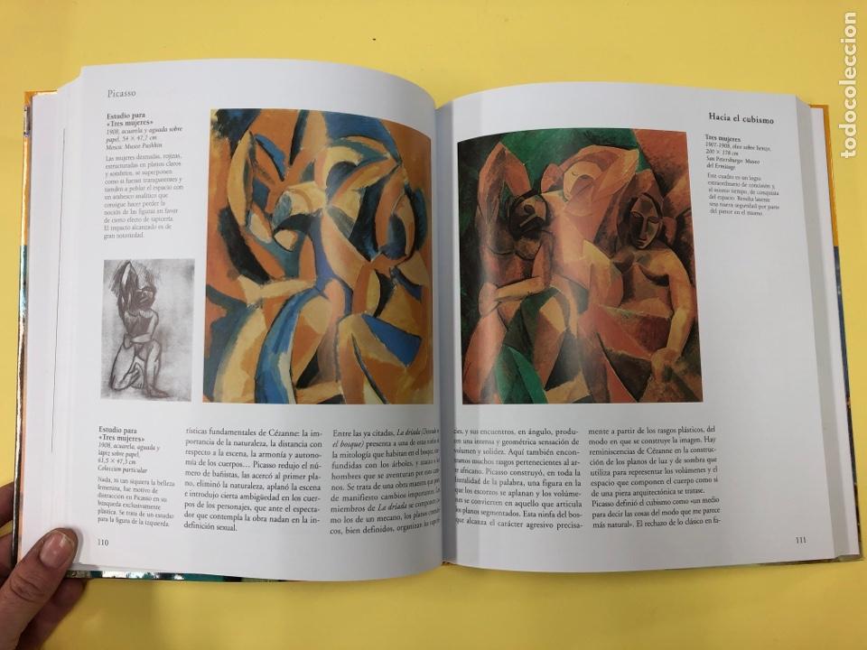 Libros: PICASSO - TIKAL / SUSAETA / EDICION AÑO 2000 - NUEVO DE EDITORIAL - Foto 2 - 182519220