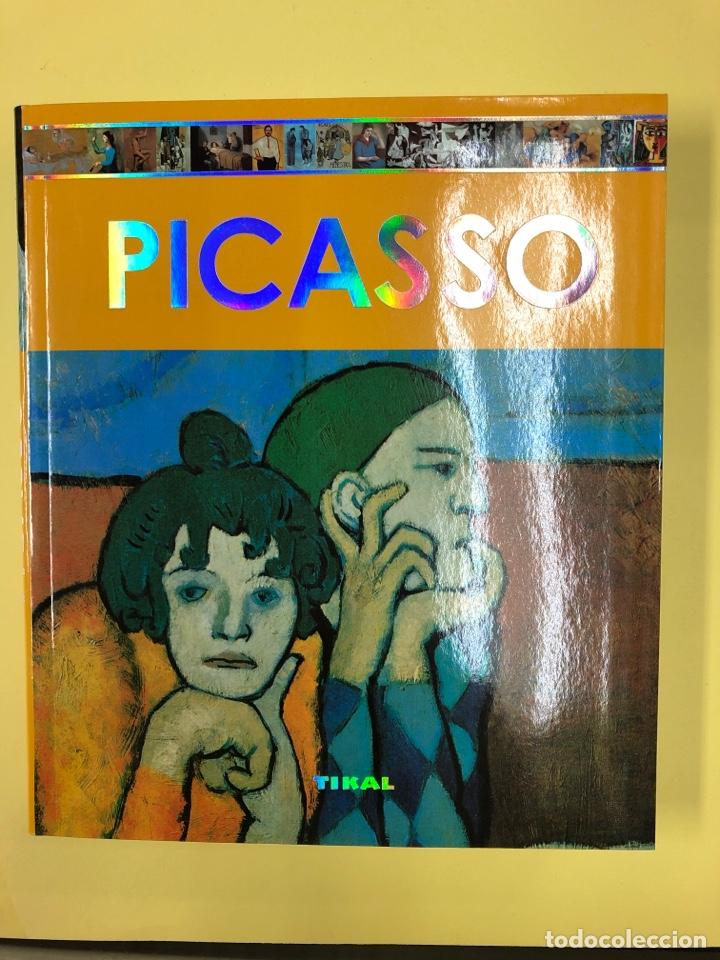 PICASSO - TIKAL / SUSAETA / EDICION AÑO 2000 - NUEVO DE EDITORIAL (Libros Nuevos - Bellas Artes, ocio y coleccionismo - Pintura)
