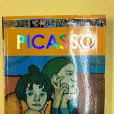 Libros: PICASSO - TIKAL / SUSAETA / EDICION AÑO 2000 - NUEVO DE EDITORIAL. Lote 182519220