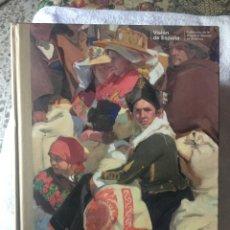Libros: SOROLLA VISIÓN DE ESPAÑA. Lote 182534700