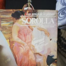Libros: LIBRO DE SOROLLA.. CON FOTOS Y NARRACIONES. Lote 182603642