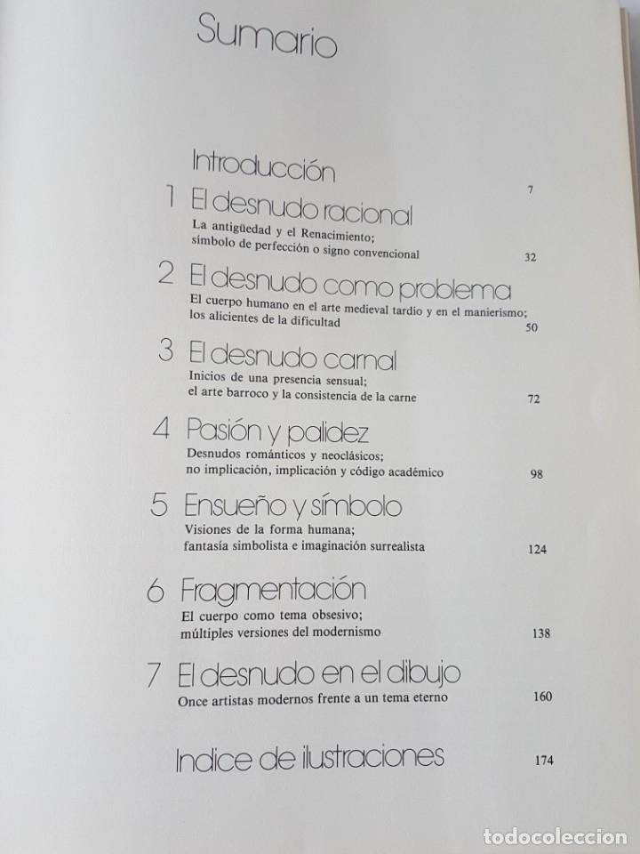 Libros: EL ARTE DEL DESNUDO. - LUCIE-SMITH, Edward - Foto 4 - 182674782