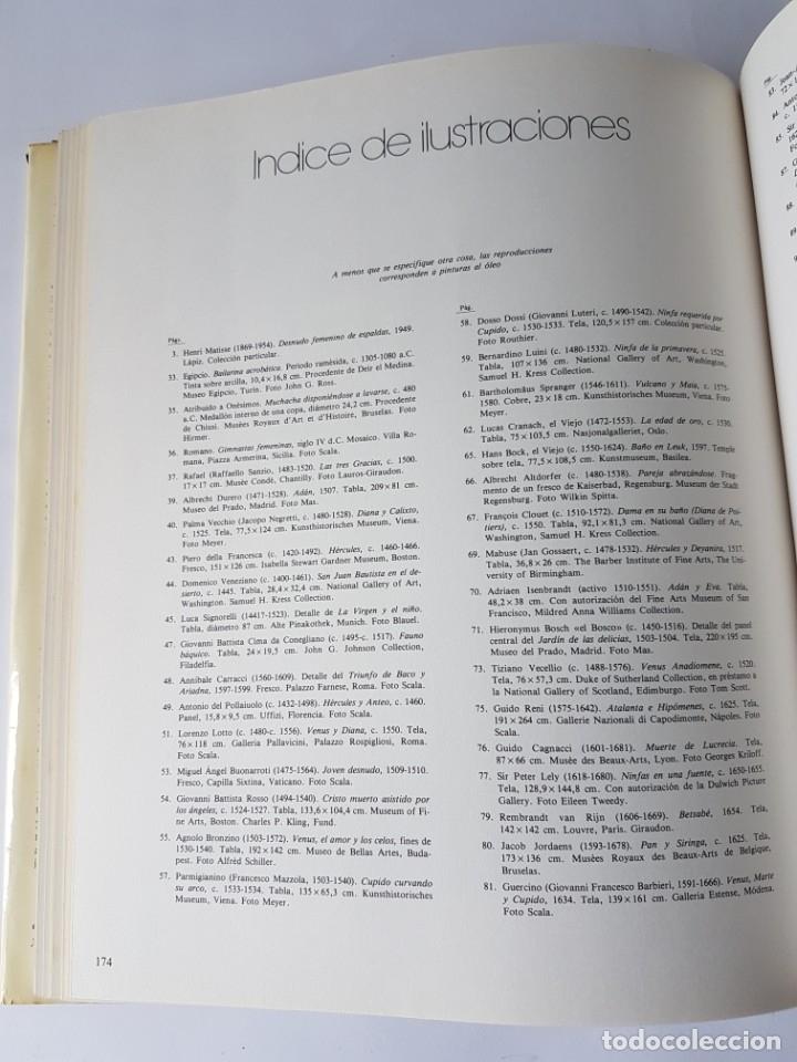 Libros: EL ARTE DEL DESNUDO. - LUCIE-SMITH, Edward - Foto 12 - 182674782