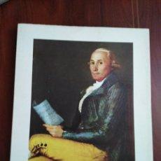 Libros: GOYA ECONOMISTAS Y BANQUEROS. Lote 183914056