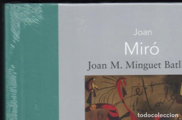 Libros: JOAN MIRÓ JOAN M MINGUET BATLLORI FUNDACIÓN MAPFRE INSTITUTO DE CULTURA 2009 1ª EDICIÓN PLASTIFICADO - Foto 5 - 185884222