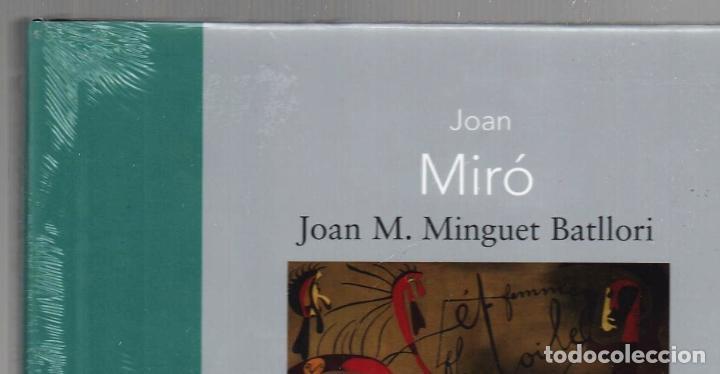 Libros: JOAN MIRÓ JOAN M MINGUET BATLLORI FUNDACIÓN MAPFRE INSTITUTO DE CULTURA 2009 1ª EDICIÓN PLASTIFICADO - Foto 7 - 185884222