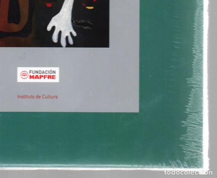 Libros: JOAN MIRÓ JOAN M MINGUET BATLLORI FUNDACIÓN MAPFRE INSTITUTO DE CULTURA 2009 1ª EDICIÓN PLASTIFICADO - Foto 8 - 185884222