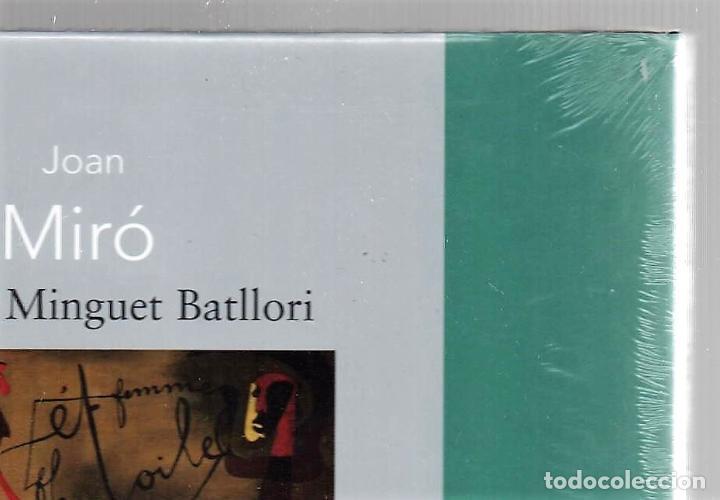 Libros: JOAN MIRÓ JOAN M MINGUET BATLLORI FUNDACIÓN MAPFRE INSTITUTO DE CULTURA 2009 1ª EDICIÓN PLASTIFICADO - Foto 17 - 185884222