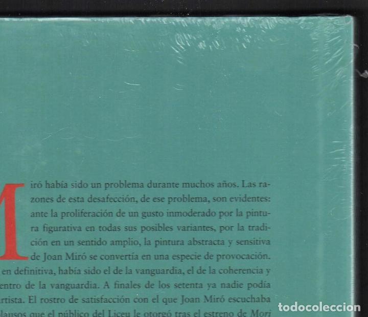 Libros: JOAN MIRÓ JOAN M MINGUET BATLLORI FUNDACIÓN MAPFRE INSTITUTO DE CULTURA 2009 1ª EDICIÓN PLASTIFICADO - Foto 18 - 185884222