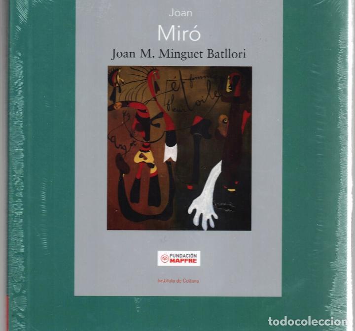 Libros: JOAN MIRÓ JOAN M MINGUET BATLLORI FUNDACIÓN MAPFRE INSTITUTO DE CULTURA 2009 1ª EDICIÓN PLASTIFICADO - Foto 19 - 185884222