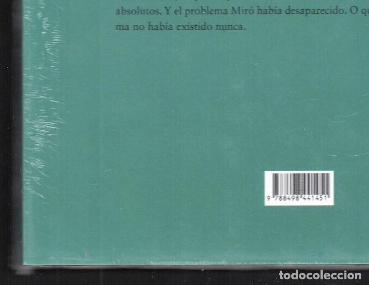 Libros: JOAN MIRÓ JOAN M MINGUET BATLLORI FUNDACIÓN MAPFRE INSTITUTO DE CULTURA 2009 1ª EDICIÓN PLASTIFICADO - Foto 22 - 185884222
