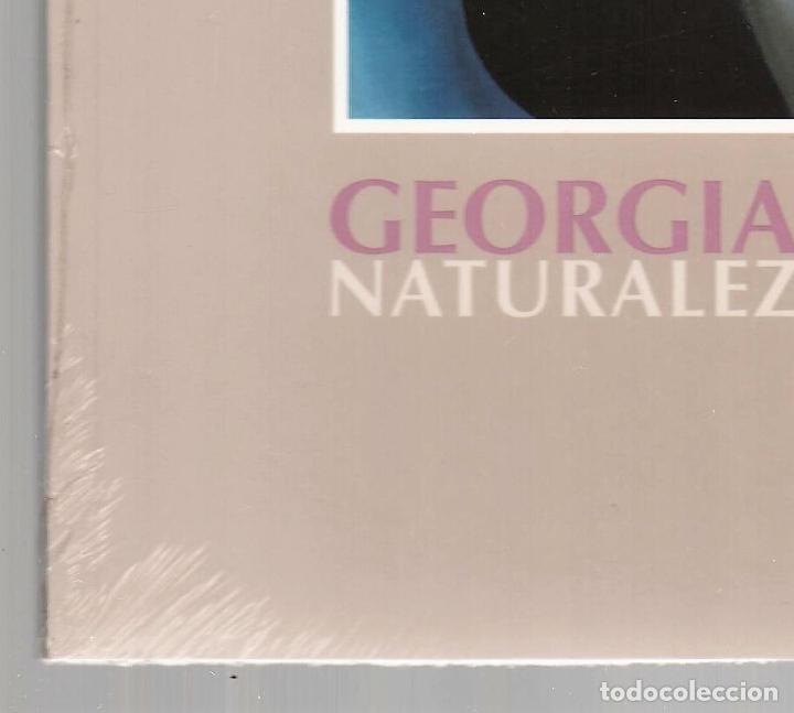 Libros: GEORGIA O´KEEFE NATURALEZAS ÍNTIMAS CATÁLOGO EXPOSICIÓN FUNDAC. JUAN MARCH 2002 PINTURA PLASTIFICADO - Foto 5 - 186071928