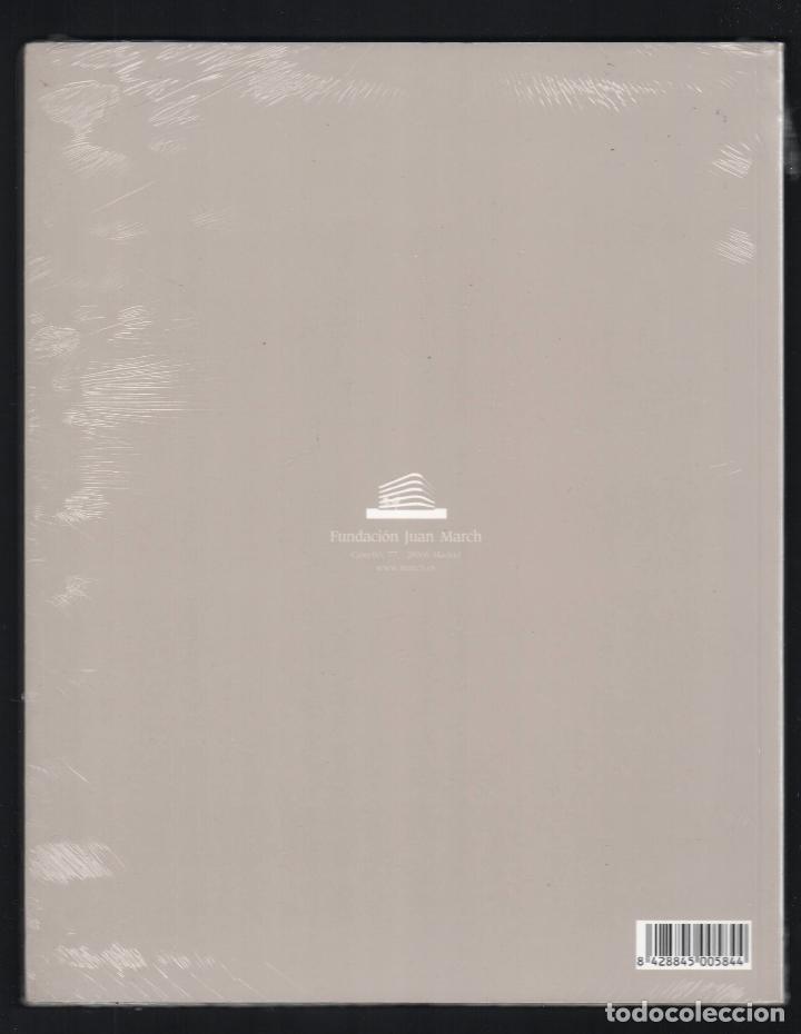 Libros: GEORGIA O´KEEFE NATURALEZAS ÍNTIMAS CATÁLOGO EXPOSICIÓN FUNDAC. JUAN MARCH 2002 PINTURA PLASTIFICADO - Foto 15 - 186071928
