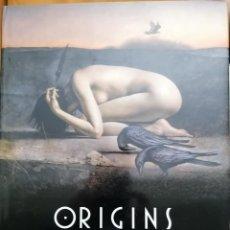 Libros: ORIGINS THE ART OF JOHN JUDE PALENCAR. Lote 187421023