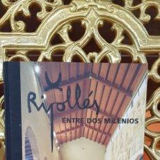 Libros: RIPOLLES,ENTRE DOS MILENIOS,CATALOGO.. Lote 191052920