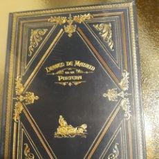 Libros: IMAGEN DE MADRID EN LA PINTURA. GUILLERMO BLAZQUEZ, 1999.. Lote 191508400