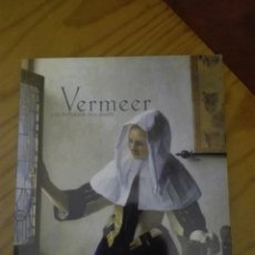 Libros: CATÁLOGO DE LA EXPOSICIÓN DE VERMEER Y EL INTERIOR HOLANDÉS. MUSEO DEL PRADO. MADRID 2003.. Lote 192742436