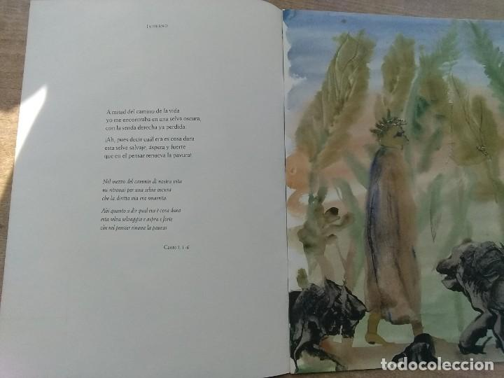 CUADERNO LA DIVINA COMEDIA ILUSTRACIONES DE MIQUEL BARCELÓ (Libros Nuevos - Bellas Artes, ocio y coleccionismo - Pintura)