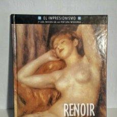 Libros: RENOIR - M.TERESA BENEDETTI, PLANETA DEAGOSTINI, 1998. Lote 194942960