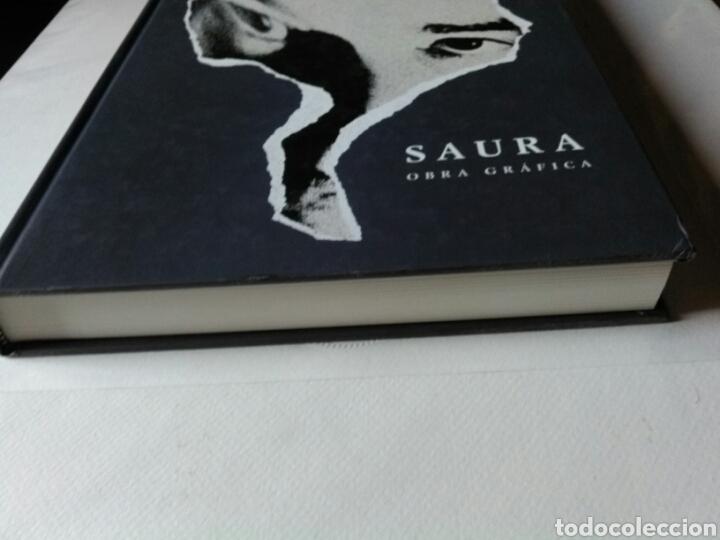 Libros: ANTONIO SAURA OBRA GRÁFICA. - Foto 10 - 195356236