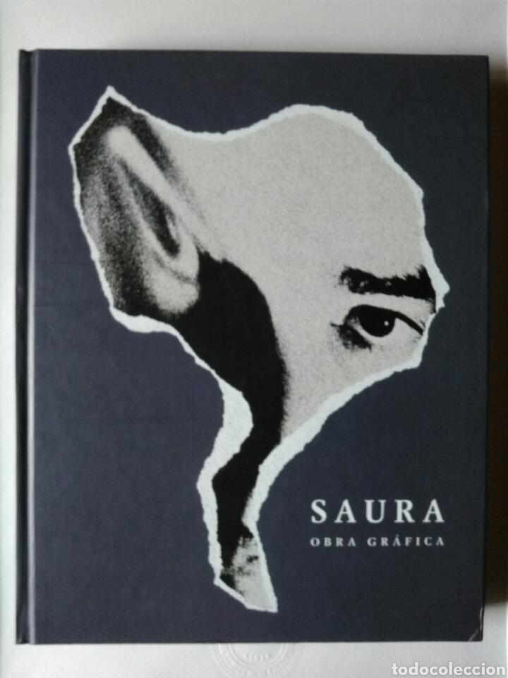 ANTONIO SAURA OBRA GRÁFICA. (Libros Nuevos - Bellas Artes, ocio y coleccionismo - Pintura)