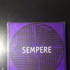 Livres: EUSEBIO SEMPERE - GRAN LUJO DE EDICION - IDEAL PARA COLECCIONISTAS!. Lote 196756721