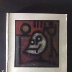 Libros: PAUL KLEE - EDICION DEL MUSEO THYSSEN-BONERMISZA - GRAN CALIDAD. Lote 196760630