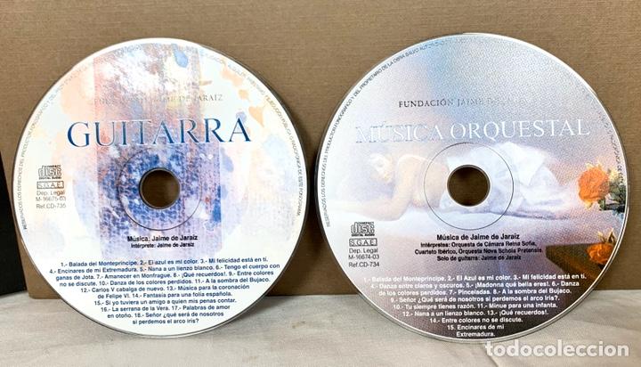 Libros: Libro Jaime de Jaraíz: Un clásico del siglo XX + 2 CD - Foto 9 - 196980241
