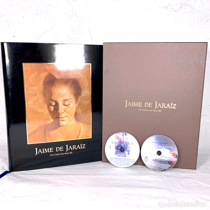 LIBRO JAIME DE JARAÍZ: UN CLÁSICO DEL SIGLO XX + 2 CD (Libros Nuevos - Bellas Artes, ocio y coleccionismo - Pintura)