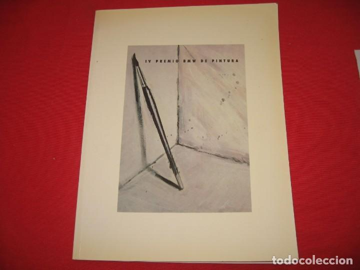 LIBRO DE LOS IV PREMIOS DE BMW DE PINTURA EN 1989 (Libros Nuevos - Bellas Artes, ocio y coleccionismo - Pintura)