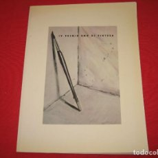 Libros: LIBRO DE LOS IV PREMIOS DE BMW DE PINTURA EN 1989. Lote 197615741