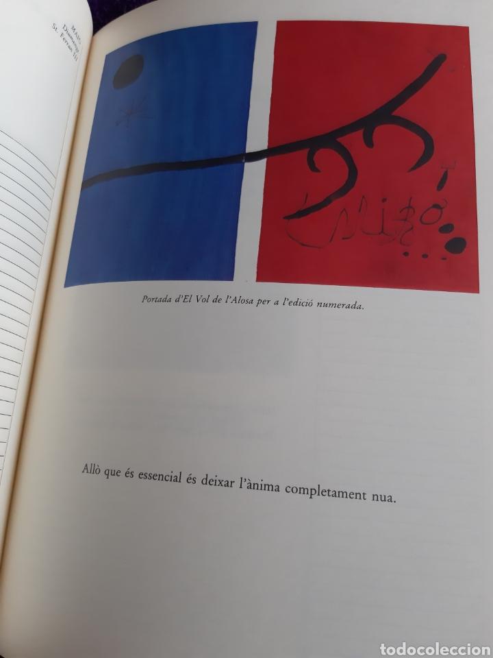 Libros: Agenda per a 1993. El mon de Joan Miro - Foto 2 - 200353806