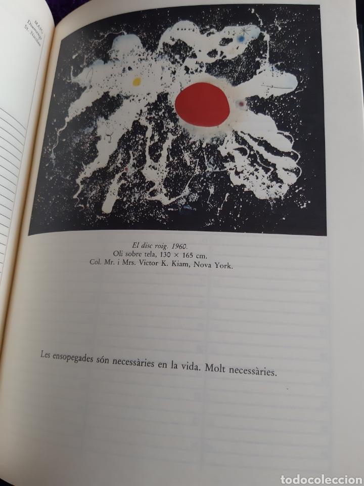 Libros: Agenda per a 1993. El mon de Joan Miro - Foto 3 - 200353806
