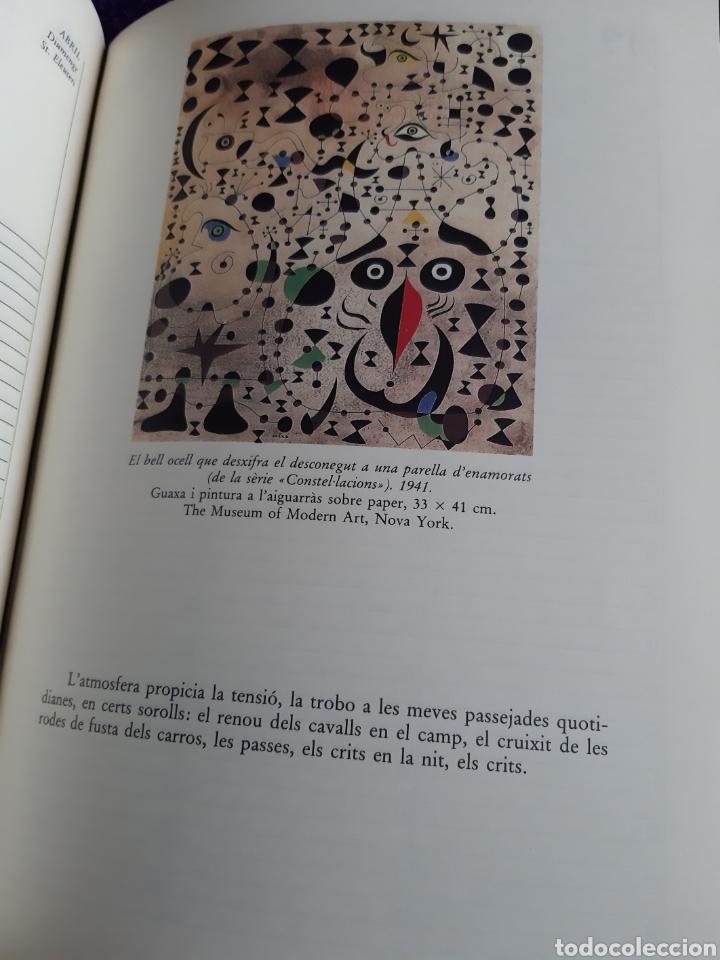 Libros: Agenda per a 1993. El mon de Joan Miro - Foto 4 - 200353806