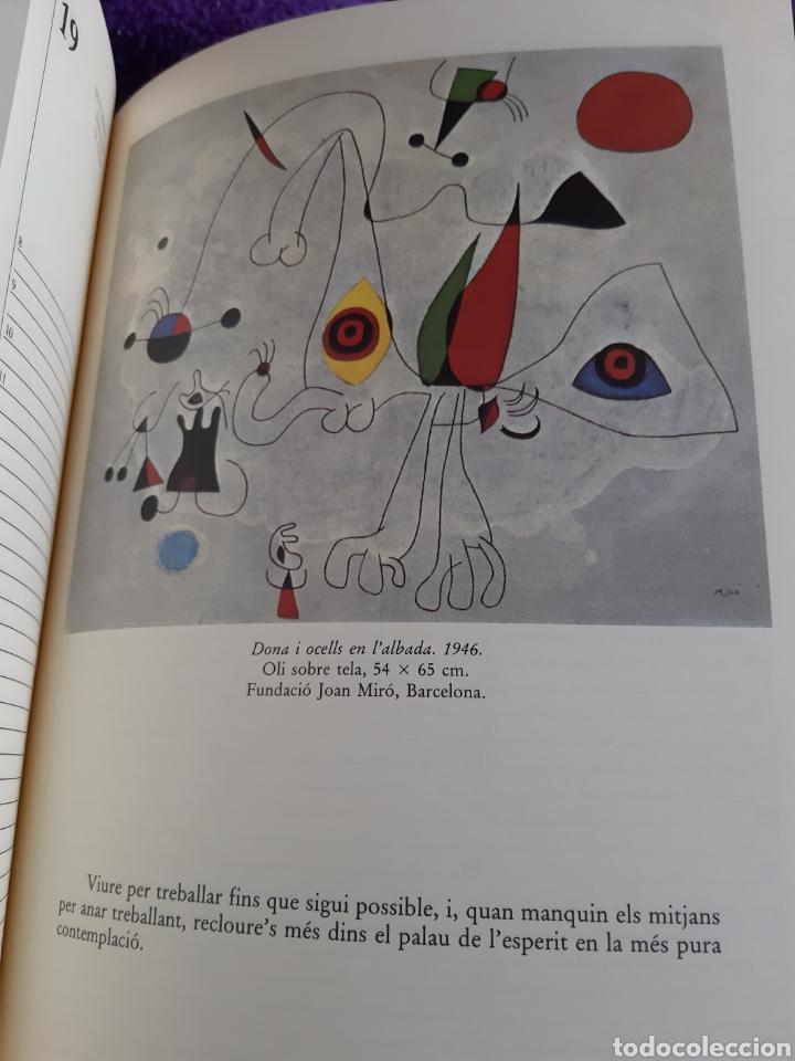Libros: Agenda per a 1993. El mon de Joan Miro - Foto 5 - 200353806