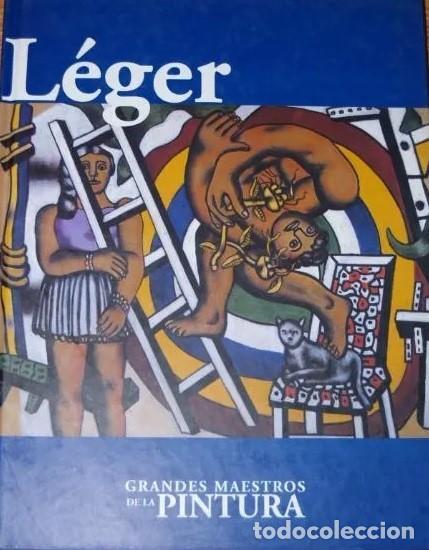 Libros: LEGER - GRANDES MAESTROS DE LA PINTURA ALTAYA - PRECINTADO - ENVIO GRATIS - Foto 2 - 203935440