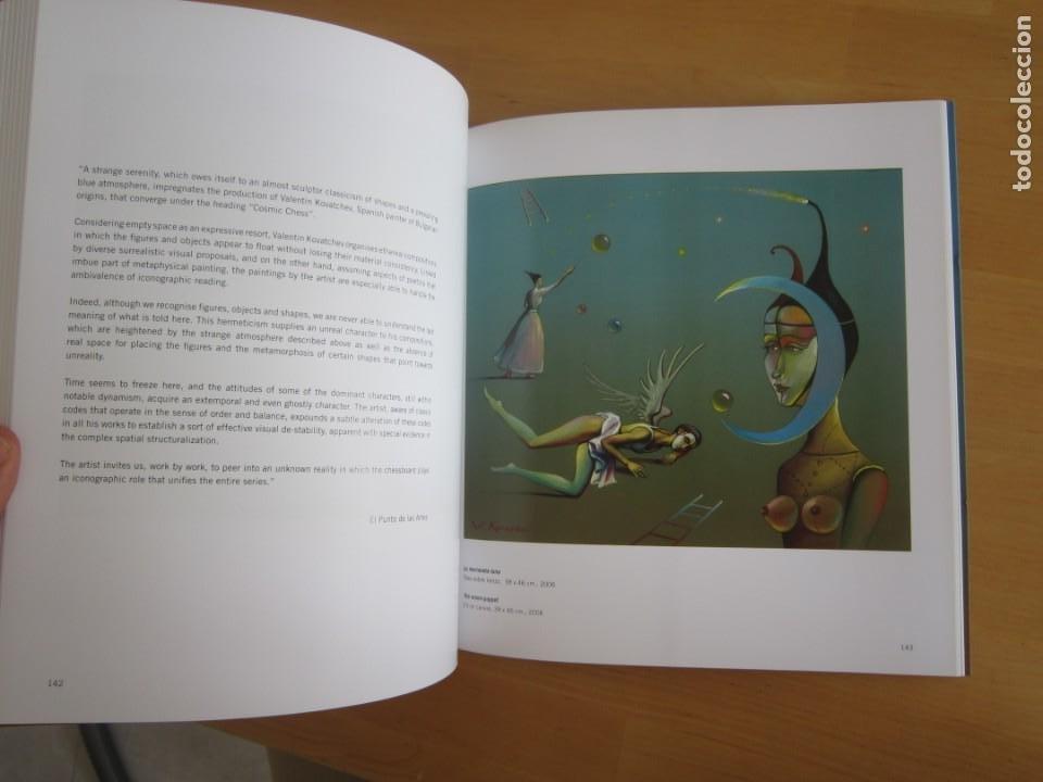 Libros: Valentin Kovatchev, Retrospectiva, 1959-2007-Catálogo de la Exposición en Benalmádena 2007 - Foto 3 - 204599023