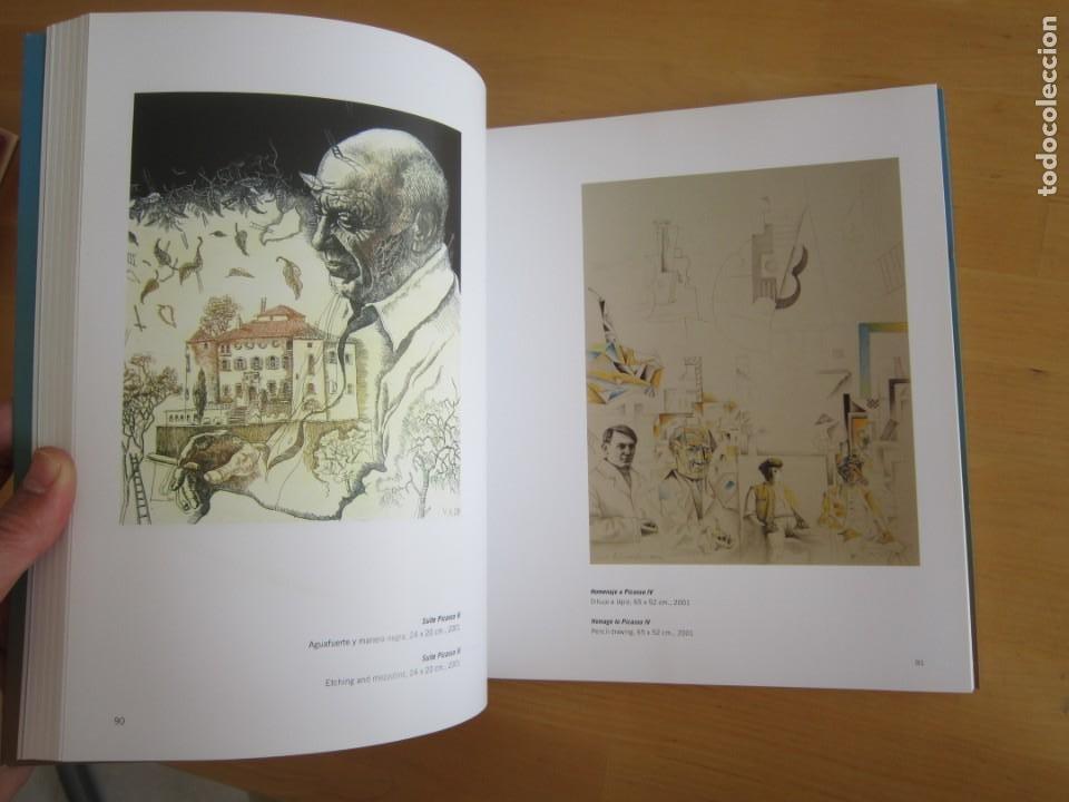 Libros: Valentin Kovatchev, Retrospectiva, 1959-2007-Catálogo de la Exposición en Benalmádena 2007 - Foto 6 - 204599023