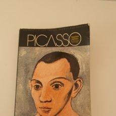 Libros: LIBRO DE PICASSO TIMOTHY HILTON. Lote 204600837