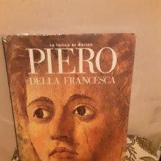 Libros: LIBRO NUEVO SIN ABRIR PIERO A LA FRANCESCA. Lote 205410667