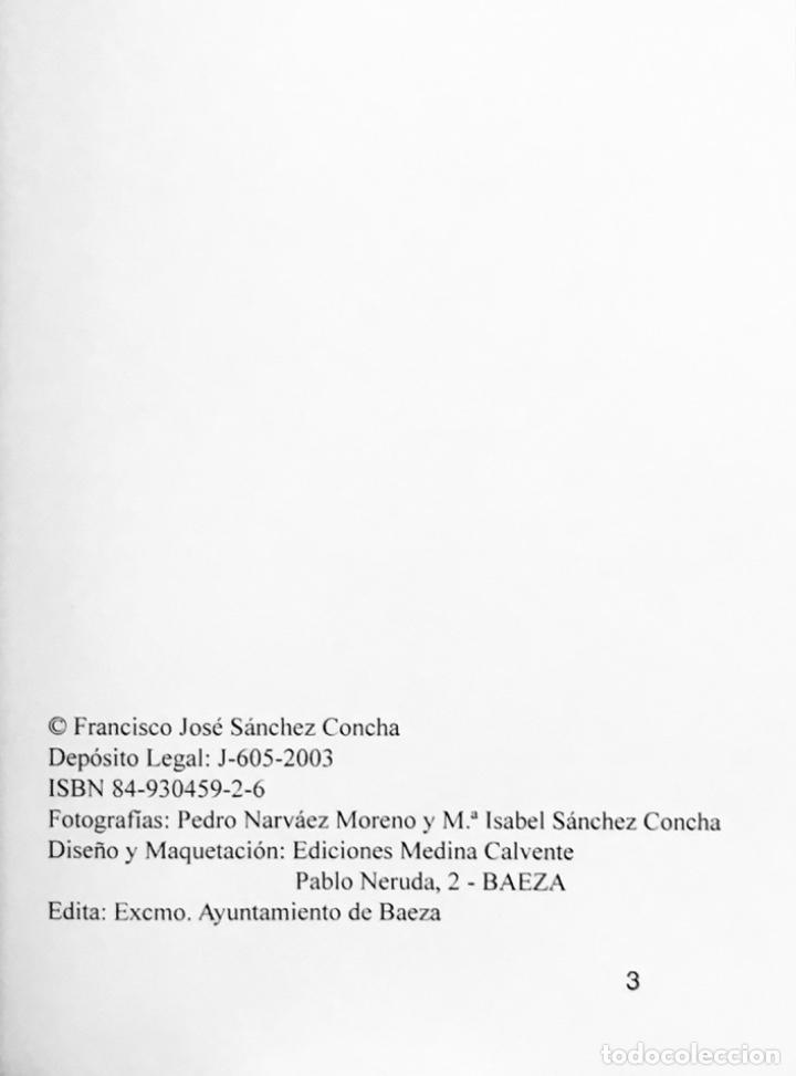 Libros: PINTURA DE CABALLETE DE LA CATEDRAL DE BAEZA - Foto 2 - 205446181