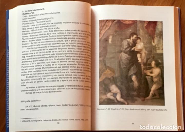 Libros: PINTURA DE CABALLETE DE LA CATEDRAL DE BAEZA - Foto 6 - 205446181