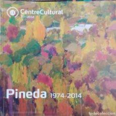 Libros: ANTONIO PINEDA SALMERÓN - PINEDA 40 ANYS-. Lote 205789930