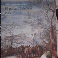 Libros: CATALOGO EL PAISAJE NÓRDICO EN EL PRADO. Lote 206161367