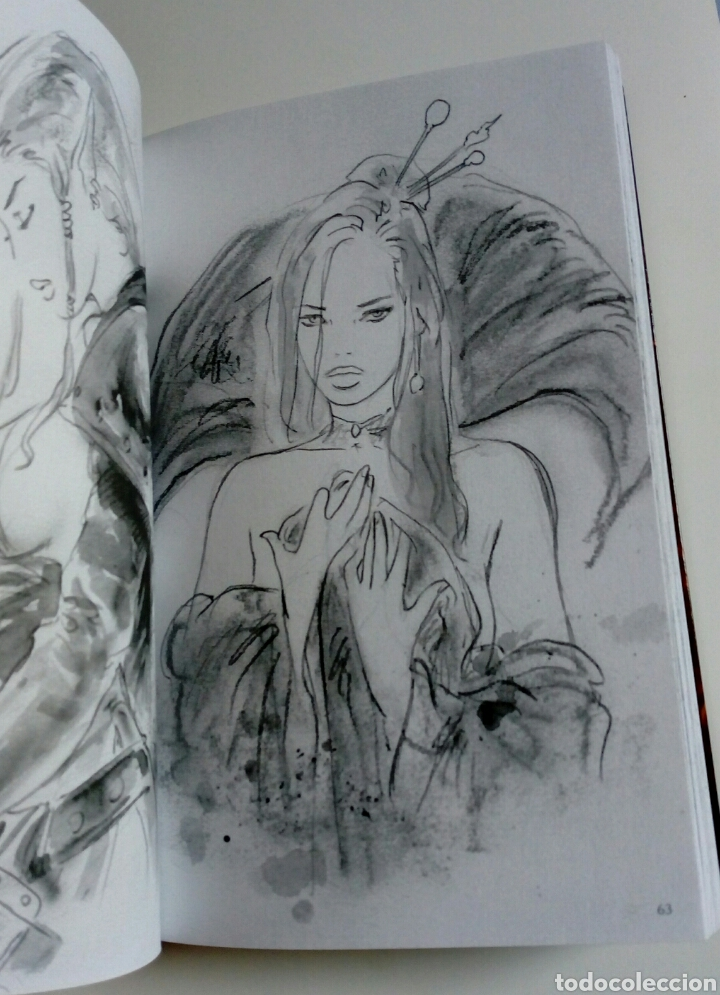 Libros: Wild sketches de Luis Royo - Foto 3 - 206162691