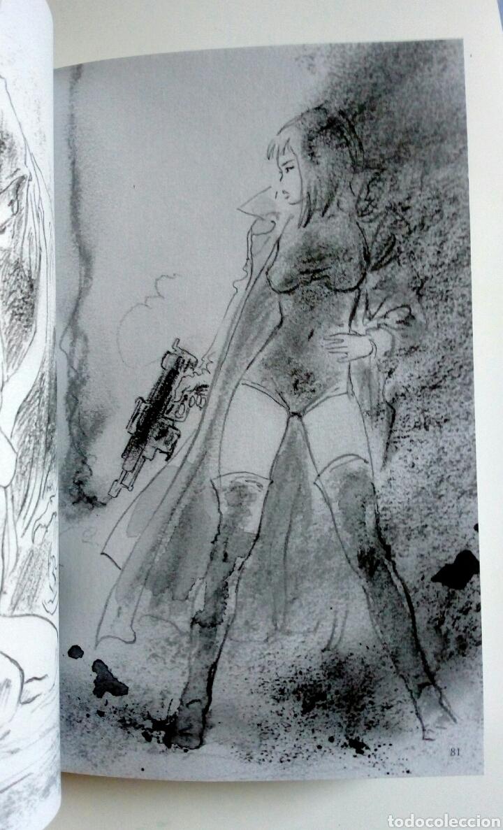 Libros: Wild sketches de Luis Royo - Foto 4 - 206162691