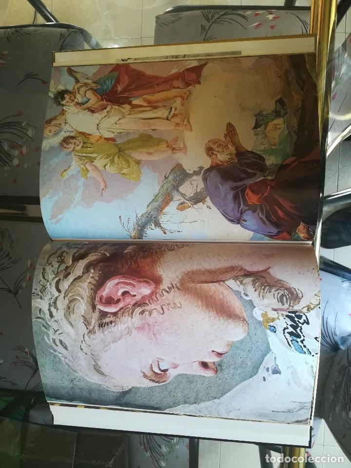 Libros: TIEPOLO. I GRANDI DECORATORI. L´ARCIVESCOVADO DI UDINE. FABRI SKIRA. MILANO 1965 - Foto 5 - 206234342