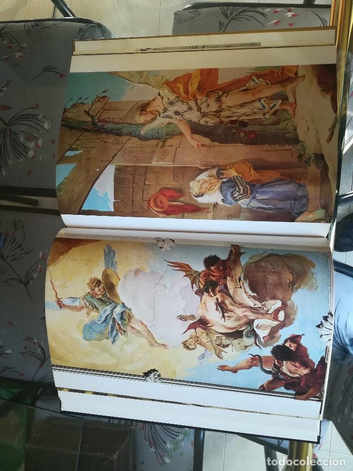 Libros: TIEPOLO. I GRANDI DECORATORI. L´ARCIVESCOVADO DI UDINE. FABRI SKIRA. MILANO 1965 - Foto 6 - 206234342
